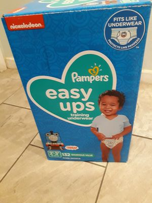 Pampers Easy-UPS 👶 Size 2-3 for Sale in Vallejo, CA