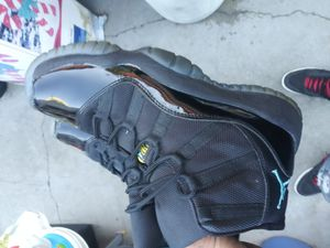 Jordan 11 Gamma Blue size 7 wide as is $45 right now for Sale in Lawndale, CA