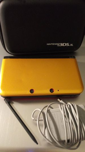 3DS XL + Case + 99 BEST Games + 1000s of emulated games for Sale in Brigantine, NJ