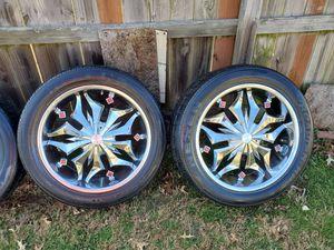 Tahoe wheel for Sale in Springdale, AR