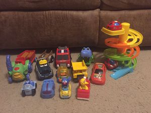 small cars toy lot for Sale in Amarillo, TX