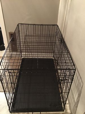 Large dog crate for Sale in Cary, IL
