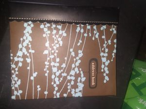 Address Book for Sale in Lubbock, TX