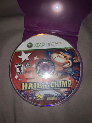 Hail to the Chimp XBOX 360 Game for Sale in Grand Prairie, TX