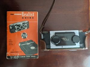 Stereo realist stereo camera MFG by The David White company for Sale in Chandler, AZ
