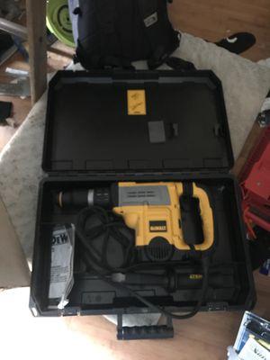 Dewalt hammer drill for Sale in Gresham, OR