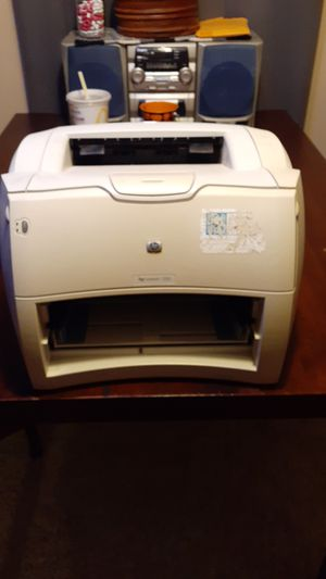 Hp laser jet 1300 for Sale in Wichita, KS