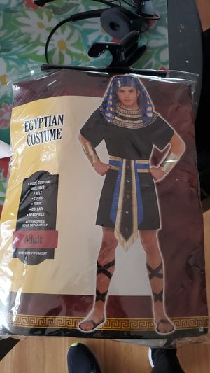 Egyptian Costume for Sale in West Haven, CT