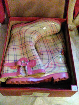 New Woman's Rain Boots for Sale in Freehold, NJ