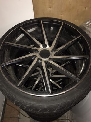 19in rims for Sale in Bloomfield, NJ