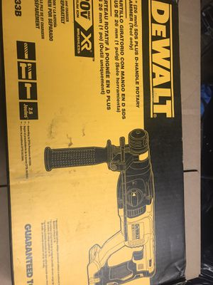 Dewalt rotary hammer for Sale in Bolingbrook, IL