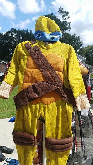 Ninja Turtle Halloween costume - size 2T to 4T for Sale in Milton, FL