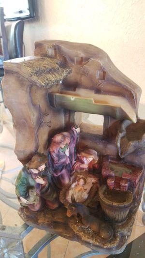 Nativity fountain for Sale in Boca Raton, FL