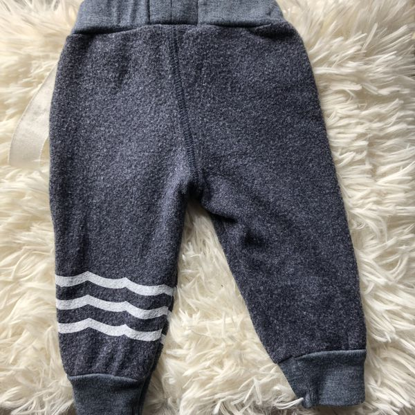 Anthropology Sol Angeles Baby French Terry Waves Jogger