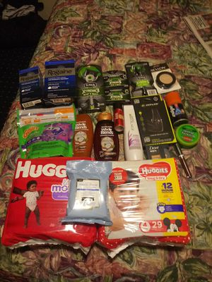 Lot of 20 Brand New Health/Beauty Products for Sale in Milwaukie, OR