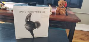 BOSE Quiet Control 30 for Sale in Cleveland, OH