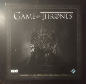 Game of thrones game for Sale in Austin, TX