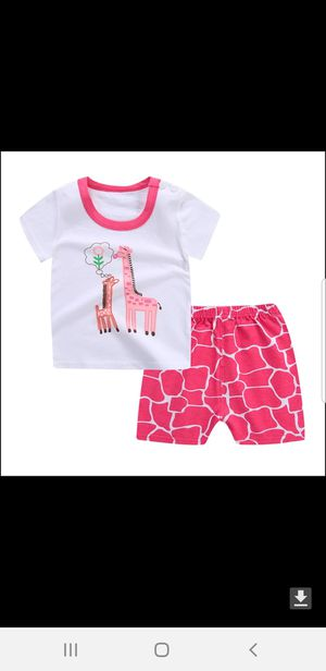 Kids summer cloths 1 to 4 yrs old for Sale in Akron, OH