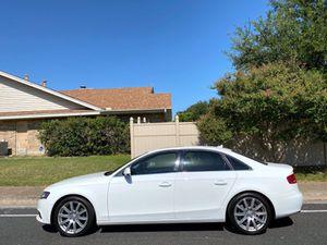2011 Audi A4 for Sale in San Antonio, TX