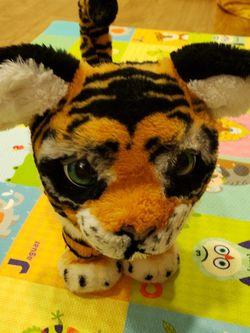 Hasbro FurReal Friends Roarin' Tyler The Playful Tiger ( Works) for Sale in Santa Clara,  CA