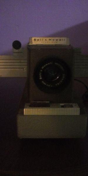Bell howell vintage camera headliner for Sale in Salem, VA