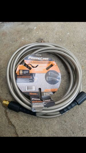 Powercare pressure washer hose 25 ft. 3200 psi for Sale in Lawndale, CA