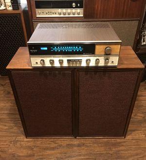 Vintage Kenwood KR-77 Stereo Receiver for Sale in Fresno, CA