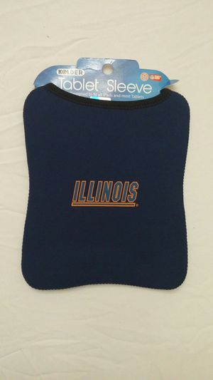 Ipad sleeve university of Illinois for Sale in Normal, IL