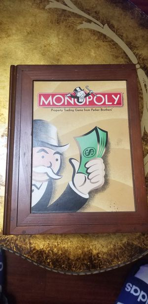 Book Monopoly Game for Sale in N REDNGTN BCH, FL