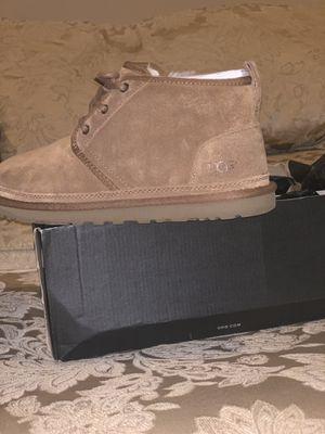 Men Uggs - Neumel Chukka Boot for Sale, used for sale  Hampton, GA