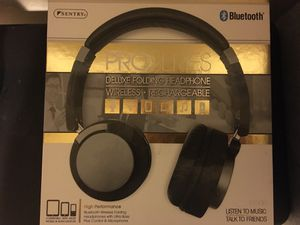 Pro Series Deluxe Folding Headphones for Sale in Baltimore, MD