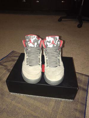Jordan 5 retro for Sale in Jonesboro, GA