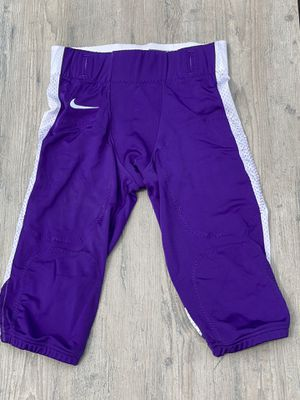 Nike Purple Football Pants - S for Sale in Palos Heights, IL