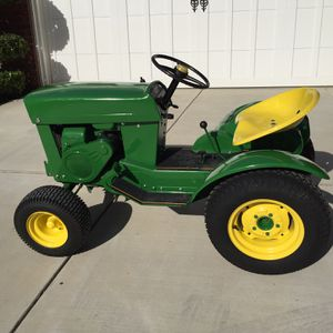 "1966 John Deere 110 Lawn Tractor ""For Sale or Trade"" for Sale in Bakersfield, CA"