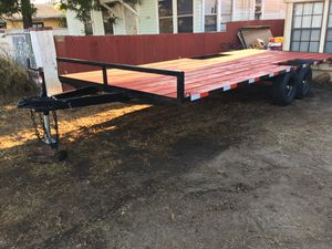 Flat bed trailer for Sale in Bonita, CA