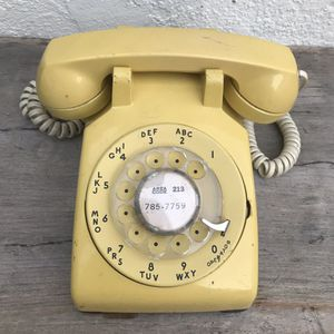 80's Vintage Rotary Telephone for Sale in Corona, CA