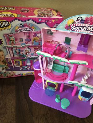 Shopkins mall toy for Sale in Oakley, CA