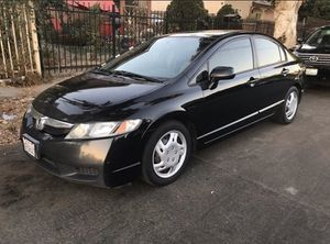 2009 Honda Civic Lx for Sale in Los Angeles, CA