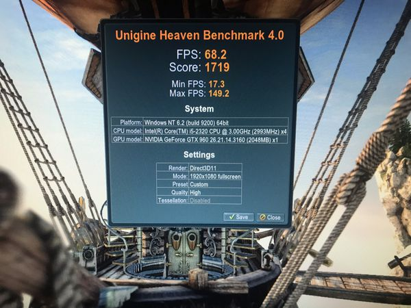 Gaming Computer Core i5 GeForce GTX-960 8gb DDR3