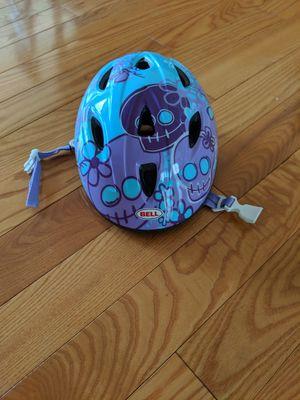 Bell toddler girl bike helmet for Sale in Fairfax, VA