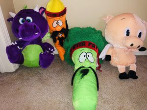 Great Adventure stuffed animals for Sale in Langhorne, PA