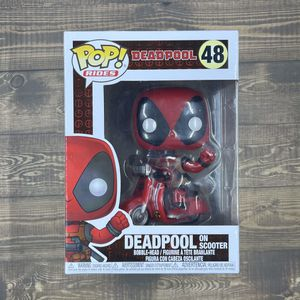 Funko Pop 48 Deadpool On A Scooter for Sale in Gansevoort, NY