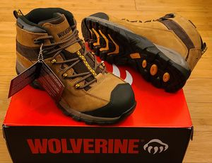 Wolverine Work Boots size 8.5,9 and 9.5 for Men. for Sale in Lynwood, CA