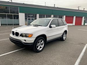 2003 BMW X5 for Sale in Tacoma, WA