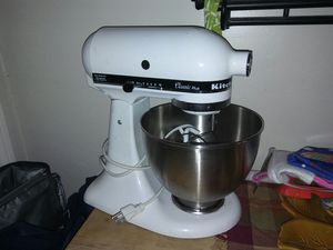Kitchen Aide mixer for Sale in Framingham, MA