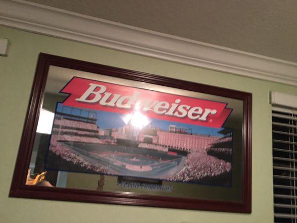 Custom Budweiser photo