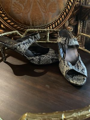 ROBERTO FIA'LE Python Heels for Sale in Spring, TX