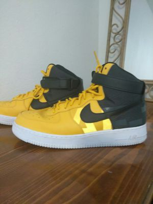 Nike AIR Force 1 shoes size 14. for Sale in Anchorage, AK