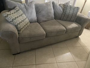 Couch - pickup only for Sale in Bonita Springs, FL