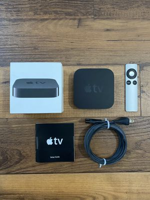 Apple TV 3rd Generation for Sale in Spartanburg, SC